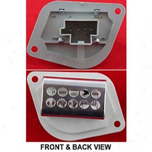 1997-2001 Jeep Cherokee Blower Motor Resistor Replacement Jeep Blower Motor Resistor Repj191501 97 98 99 00 01