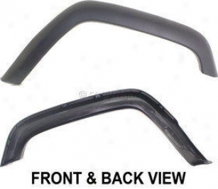 1997-2001 Jeep Cherokee Fender Flares Replacement Jeep Fender Flares Repj553902 97 98 99 00 01