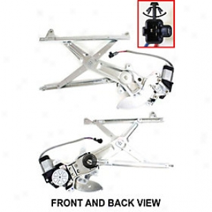 1997-2001 Toyota Camry Window Regulator Replacement Toyota Window Regulator T462907 97 98 99 00 01