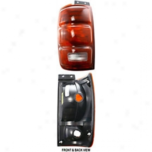 1997-2001 Ford Experition Tail Light Replacement Ford Tail Light 11-5146-01q 97 98 99 00 01 02