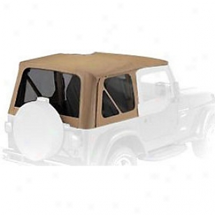1997-2002 Jeep Wrangler (tj) Soft Top Bestop Jeep Soft Top 51124-37 97 98 99 00 01 02