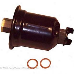 1997-2002 Mitsubishi Mirage Fuel Filter Beck Arnley Mitsubishi Fuel Filter 043-1015 97 98 99 00 01 02