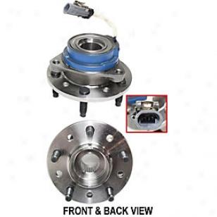 1997-2003 Chevrolet Malibu Wheei Hub Replacement Chevrolet Wheel Hub Repp283701 97 98 99 00 01 02 03