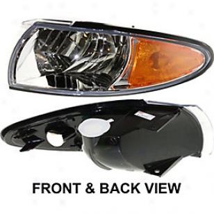 1997-2003 Pontiac Grand Prix Corner Light Replacement Pontiac Corner Light 18-5036-01 97 98 99 00 01 02 03