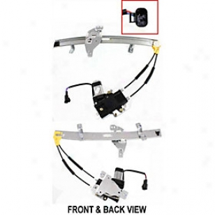 1997-2003 Pontiac Granf Prix Window Regulator Replacement Pontiac Window Regulator P462905 97 98 99 00 01 02 03