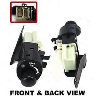 1997-2004 Buick Century Headlight Switch Replacement Buick Headlight Switch Repb108901 97 98 99 00 01 02 03 04