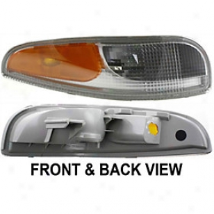 1997-2004 Chevrolet Corvette Turn Signal Light Replacement Chevrolet Turn Signal Light C106903 97 98 99 00 01 02 03 04
