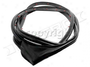 1997-2004 Ford F-105 Weatherstrip Seal Metro Moulded Ford Weatherstrip Seal Lm 110-f 97 98 99 00 01 02 03 04