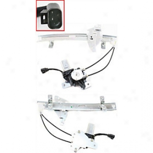 1997-2005 Buick Centenary Window Regulator Re-establishment Buick Window Regulator B491701 97 9 899 00 01 02 03 04 05