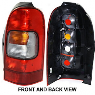 1997-2005 Chevrolet Venture Tail Light Replacement Chevrolet Tail Light 11-4131-01 97 98 99 00 01 02 03 04 05