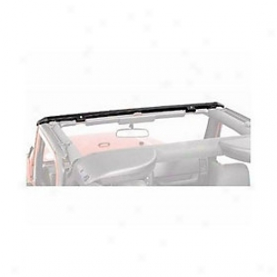 1997-2006 Jeep Wrangler (tj) Windshield Channel Bestop Jeep Windshield Channel 51238-01 97 98 99 00 01 02 03 04 05 06