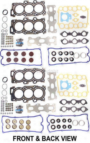 1998-1999 Acura Slx Engine Gasket Set Replacement Acura Implement Gasket Set Repi962602 98 99