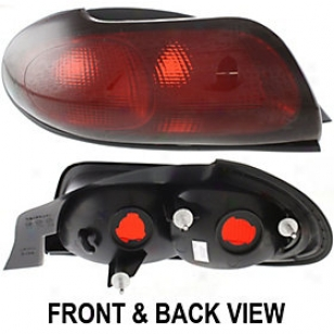1998-1999 Ford Taurus Tail S~ Replacement Ford Tail Light 13824 98 99