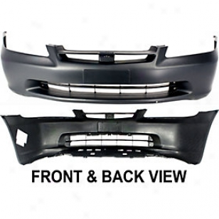 1998-2000 Honda Accord Bumper Cover Replacement Honda Bumper Cover 10112p 98 99 00