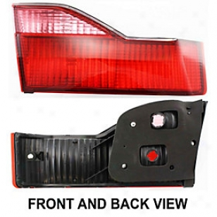 1998-2000 Honda Accord Tail Light Replacement Honda Tail Light 3171407lus 98 99 00