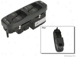 1998-2000 Volvo S80 Window Switch Panel Oe Aftermarket Volvo Window Switch Panel W013-1602796 98 99 00