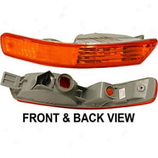 1998-2001 Acura Integra Turn Signal Light Replacement Acura Turn Signal Light 3171624rus 98 99 00 01