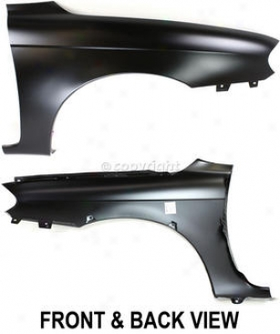 1998-2001 Kia Sephia Fender Replacement Kia Fender K220101 98 99 00 01