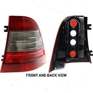 1098-2001 Mercedes Benz Ml320 Tail Light Replacement Mercedes Benz Tail Light 65906 98 99 00 01