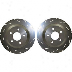 1998-2002 Chevrolet Camaro Brake Disc Ebc Chevrolet Thicket Disc Usr7006 98 99 00 01 02