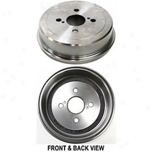 1998-2002 Chevrolet Primz Brake Drum Replacement Chevrolet Brake Drum Rept270504 98 99 00 01 02