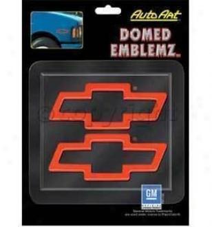 1998-2002 Chevrolet Prizm Emblem Logo Products Cnevrolet Type Cg9313 98 99 00 01 02