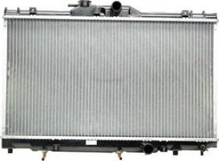 1998-2002 Chevrolet Prizm Radiator Csf Chevrolet Raduator 2473 98 99 00 01 02