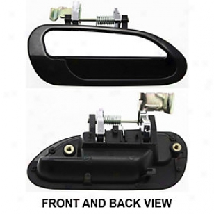 1998-2002 Honda Accord Door Handle Replacement Honda Door Handle H491317 98 99 00 01 02
