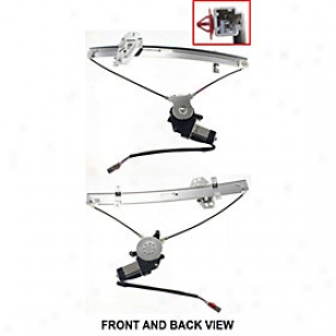 1998-2002 Honda Accord Window Regulator Replacement Honda Window Regulator H462907 98 99 00 01 02
