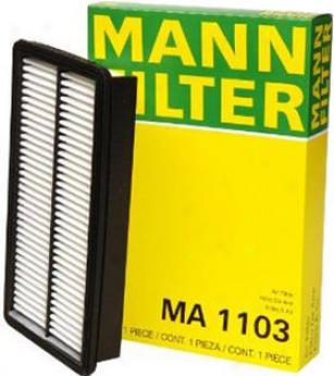 1998-2002 Mazda 626 Air Filter Mann-filter Mazda Air Filter Ma1112 98 99 00 01 02