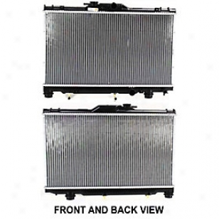 1997-2002 Toyota Corolla Radiator Replacement Toyita Radiator P2198 98 99 00 01 02