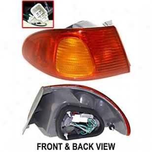 1998-2002 Toyota Corolla Tail Light Replacement Toyota Tail S~ 11-5078-00q 98 99 00 01 02