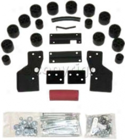 1998-2003 Chevrolet Blazer Body Lift Kit Perf Accessories Chevrolet Body Lift Kit 152 98 99 00 01 02 03