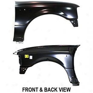 1998-2003 Ford Ranger Fender Replacement Ford Fender 10056q 98 99 00 01 02 03