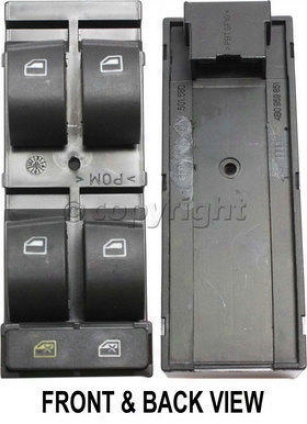 1998-2004 Audi A 6Window Switch Replacement Audi Window Switch Repa505201 98 99 00 01 02 03 04