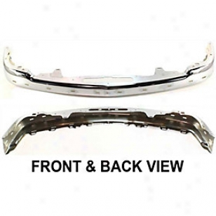 1998-2004 Chevrolet Blazer Bumper Replacement Chevrolet Bumper 6891 98 99 00 01 02 03 04
