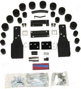 1998-2004 Chevrolet S10 Material substance Lift Kit Perf Accessories Chevrolet Body Lift Kit 192 98 99 00 01 02 03 04