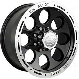 1998-2004 Chevrolet Tracker Wheel Ion Alloy Wheels Chevrolet Wheel 174-6885b 98 99 00 01 02 03 04