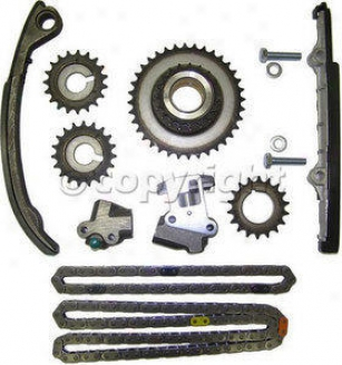1998-2004 Nissan Frontier Timing Chain Colyes Nissan Timing Chain 9-4180sa 98 99 00 01 02 03 04
