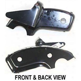 1998-2005 Chevrolet Blazer Bumper Bracket Replacwment Chevrolet Bumper Bracket Cv12115 98 99 00 01 02 03 04 05