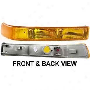 1998-2005 Chevrolet Blazer Turn Signal Light Replacement Chevrolet Turn Signal Light 12-5053-01 98 99 00 01 02 03 04 05