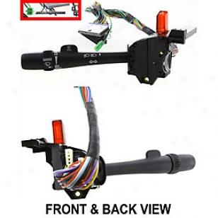 1998-2005 Chevrolet Blazer Turn Signal Switch Replacement Chevrolet Turn Signal Switch Arbc505813 98 99 00 01 02 04 04 05