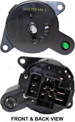 1998-2006 Ford Ranger Headlight Switch Replacement Ford Headlight Switch Repf108919 98 99 00 01 02 03 04 05 06