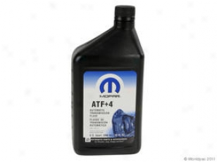 1998-2011 Chrysler Town & Country Automatic Transmission Fluid Mopar Performance Chrylsrr Automatic Trsnsmission Fluid W0133-1844865 98 99 00 01 02 03 04 05 06