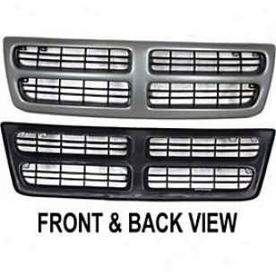 1998 Dodge B2500 Grille Replacement Dodge Grille D070104 98