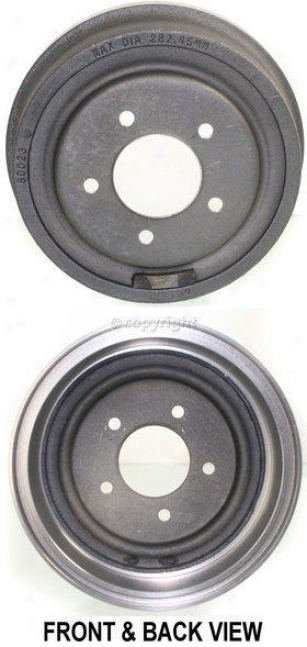 1998 Ford F-150 Brake Drum Replacement Ford Brake Drum Repf270507 98