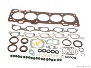1998 Volvo C70 Engine Gasket Set Victor Reinz Volvo Engine Gasket Set W0133-1812258 98