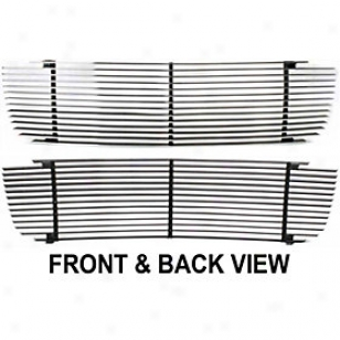 1999-2000 Cadillac Escalade Grille Insert Replacement Cadillac Grille Insert Pr-802090 99 00