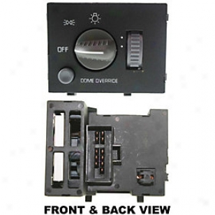 199-2000 Cadillac Escalade Headlight Switch Replacement Cadillac Headlight Switch Repc108902 99 00