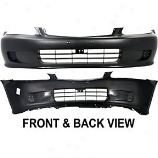 1999-2000 Honda Civic BumperC over Replacemeng Honda Bumper Cover 17111 99 00